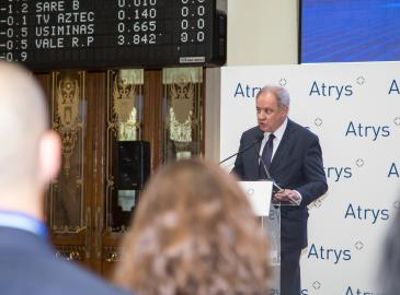 Image of Santiago de Torres, Chairman of Atrys