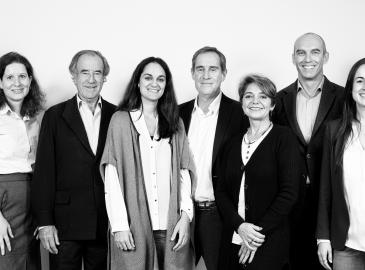 Image of the Adara Ventures team