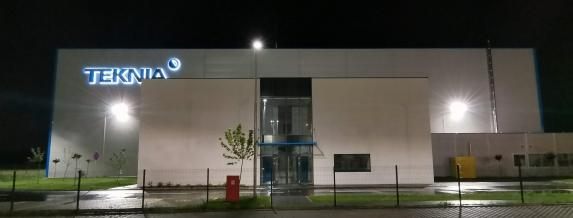 Image of the company's facilities