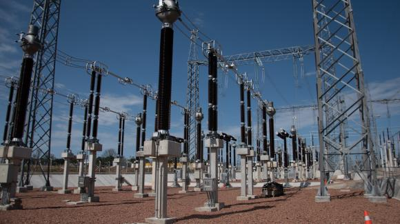 Image of the electrical facilities developed by Isotron